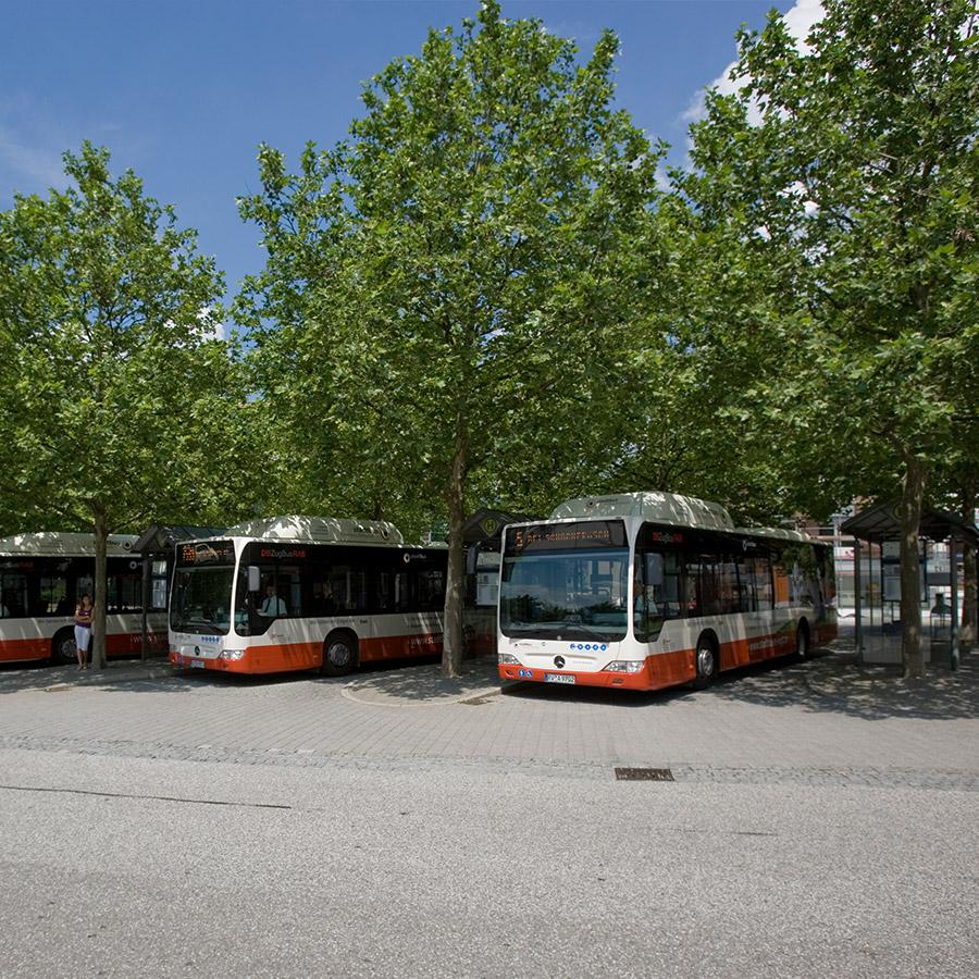 Der Zentrale Omnibus-Bahnhof